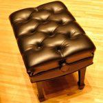 ピアノ椅子の高さ調整方法を紹介。身長に合わせた調節をしよう